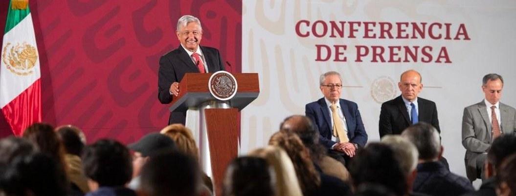 Coronavirus en México podría durar unas 12 semanas: López-Gatell