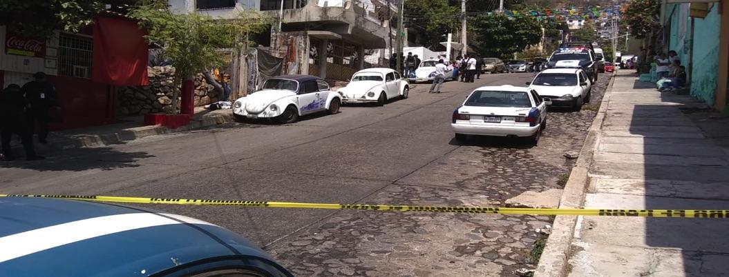 Acapulco: asesinan a dos hombres en la colonia Bellavista