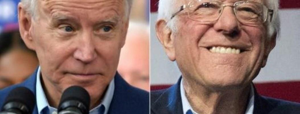 ¿Biden o Sanders?; primarias demócratas decidirán rival de Trump