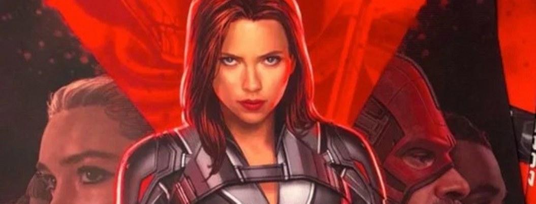 Marvel revela nuevo tráiler de Black Widow| VIDEO
