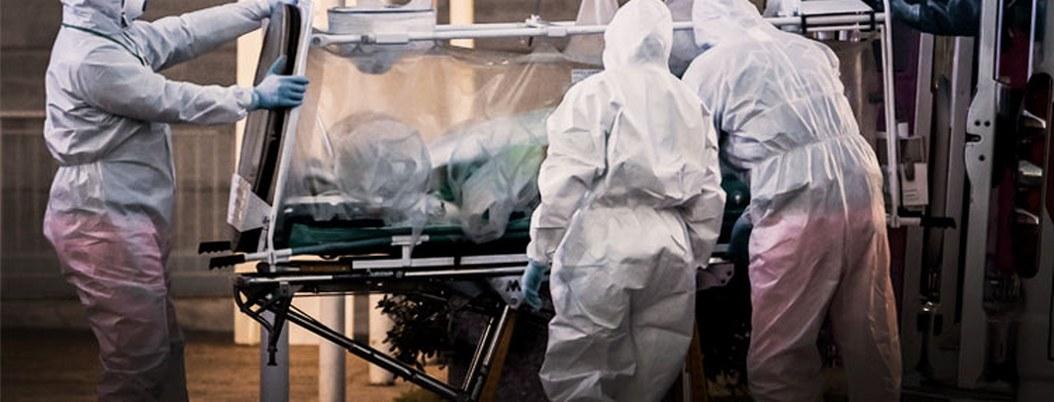 Estados Unidos: más de 100 muertos por COVID-19 en 24 horas