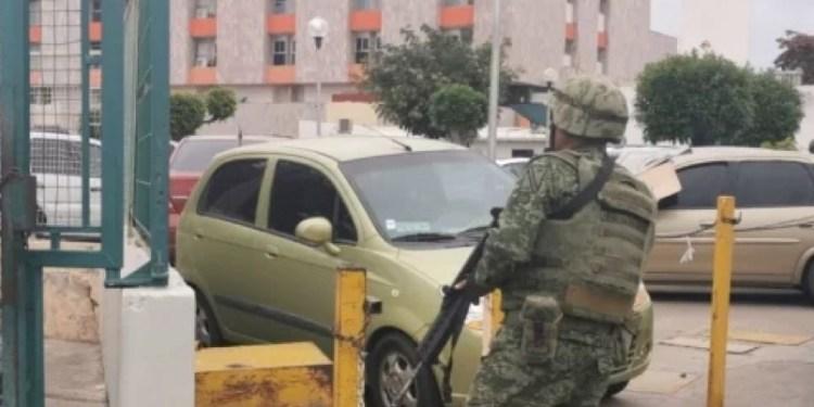 Comando ingresa a clínica para rematar a paciente en Culiacán 1