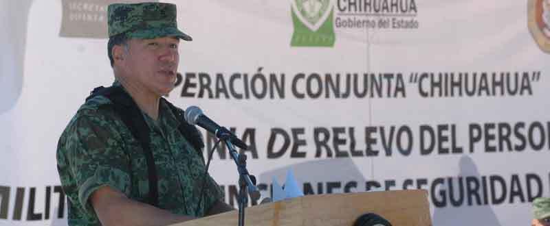 General acusado de homicidio sigue en activo y gana más que AMLO