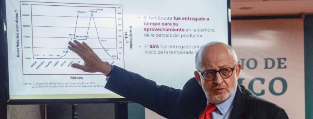 Guerrero produjo un millón 255 mil toneladas de maíz en 2019