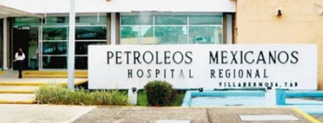 Senador exige investigar decesos en Hospital de Pemex en Tabasco