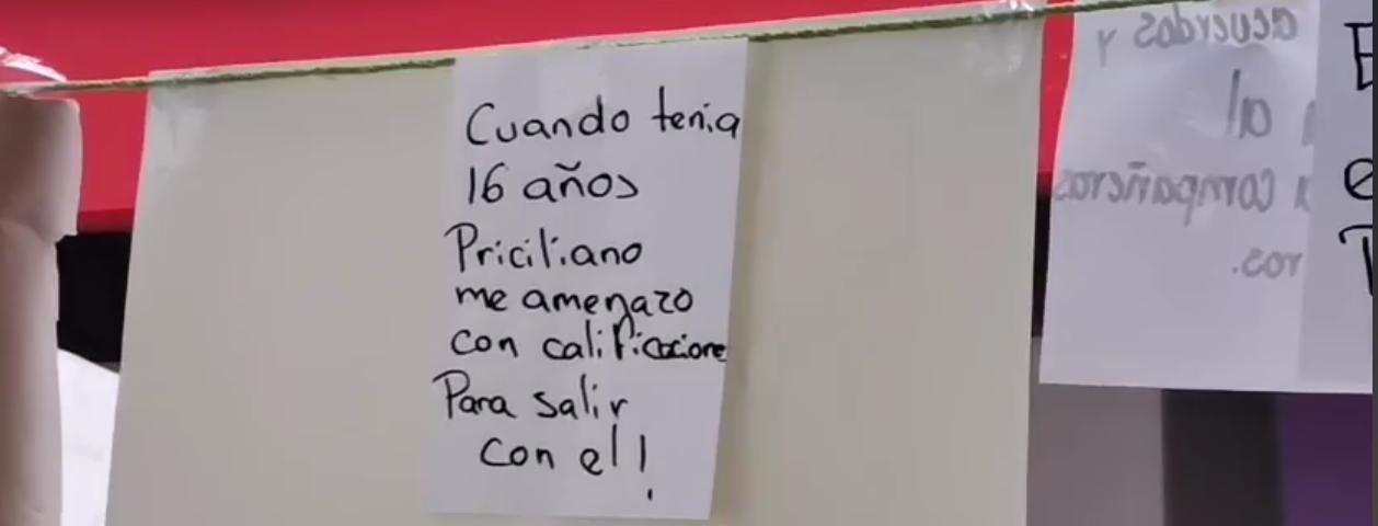 Iguala: alumnas de la UAGro denuncian acoso de maestros