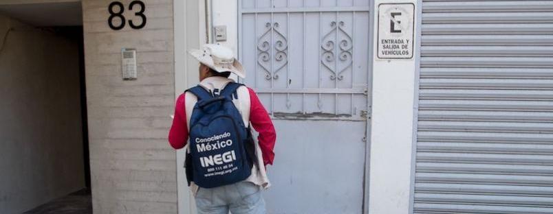 ¡Evita pagar multas! Contesta el censo del INEGI 2020