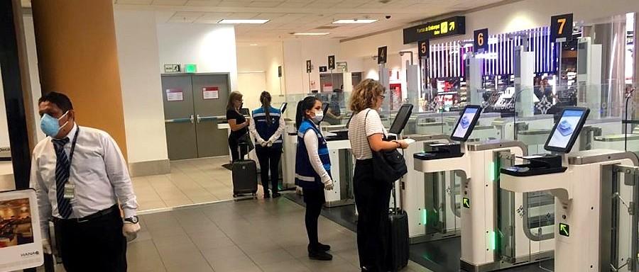 Migración refuerza protocolos de vigilancia por COVID-19 en México