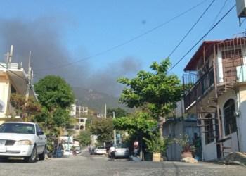 Se incendian dos casas habitación en Acapulco 7