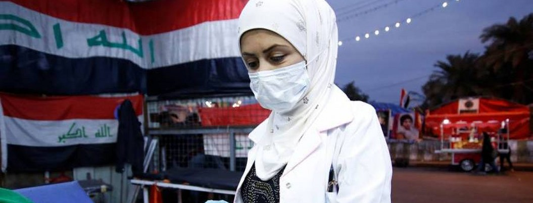 Irak confirma su primera muerte por Covid-19