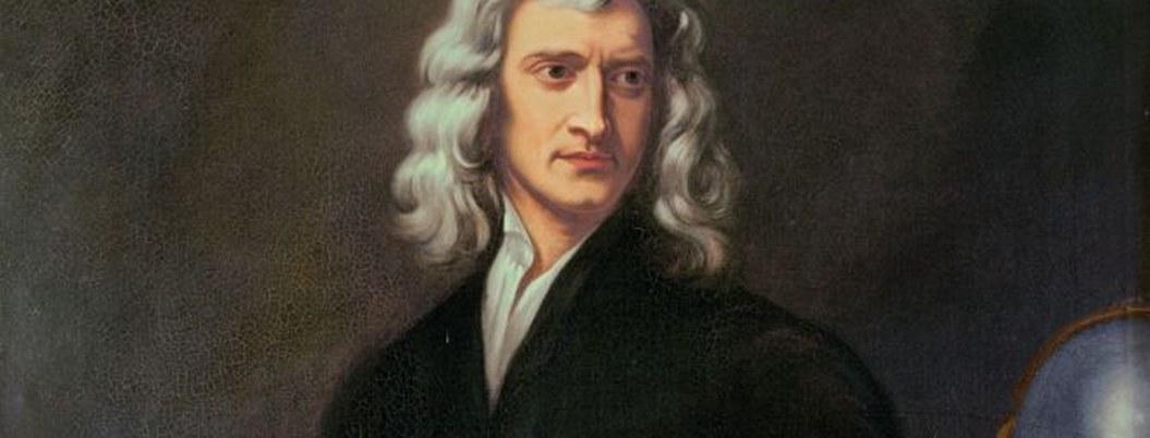 Hallan extraño manuscrito de Newton sobre sus leyes de movimiento