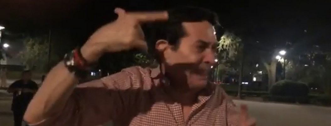 Juan José Origel denuncia balacera en Polanco