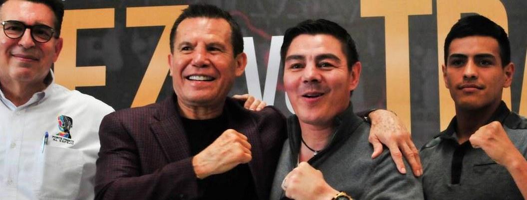 Se lucen Chávez y Travieso en pelea con causa