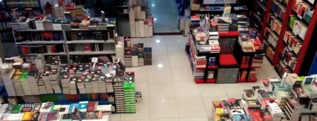Librerías registran caída de 40% de ventas por paro de mujeres