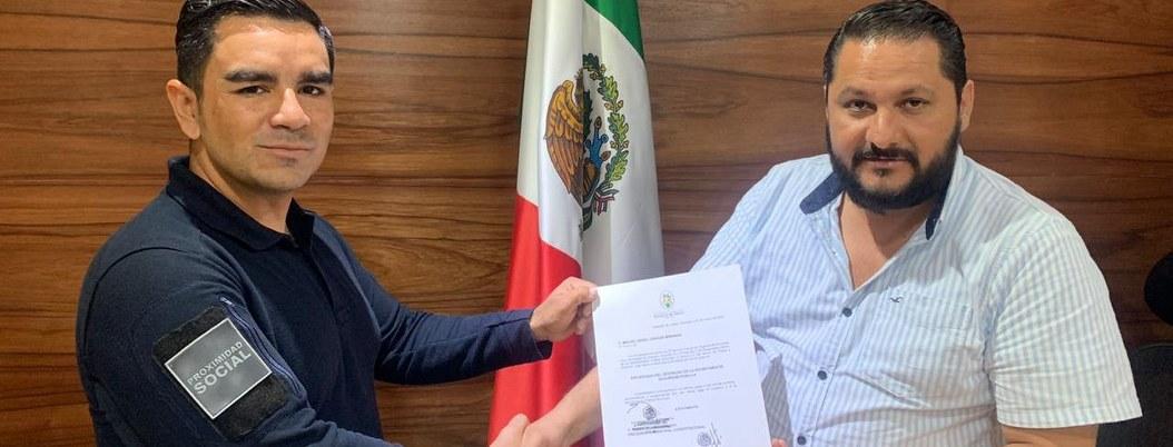 Nombran a Miguel Ángel Vargas como encargado de la SSP de Acapulco