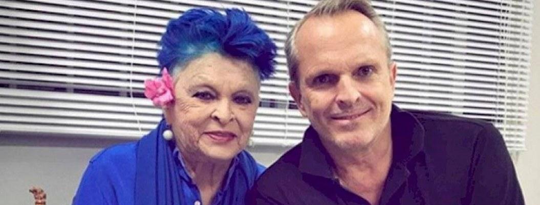 Fallece la mamá de Miguel a causa de neumonía