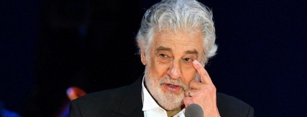 Plácido Domingo, tenor español, dio positivo por coronavirus