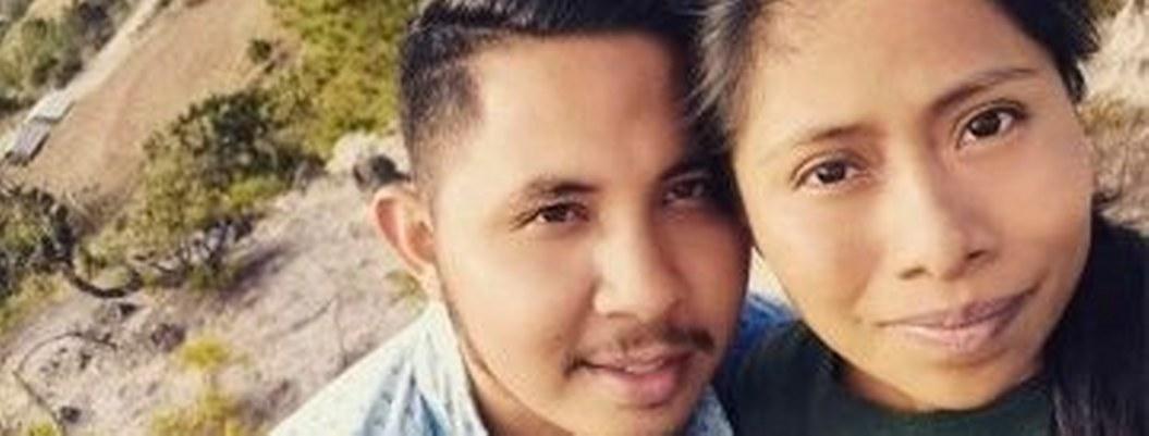 """Expareja del novio Yalitza Aparicio """"la tacha de 'robamaridos"""""""