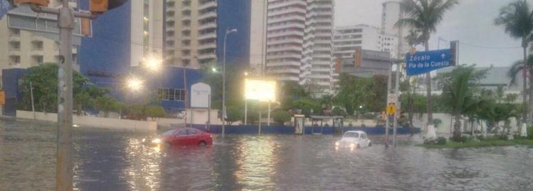 Acapulco tendrá olas de más de 2 metros por mar de fondo, alerta PC