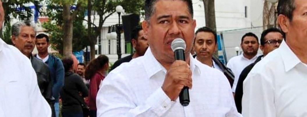 """""""Están haciendo aseo""""; alcalde se mofa de Un Día Sin Mujeres"""