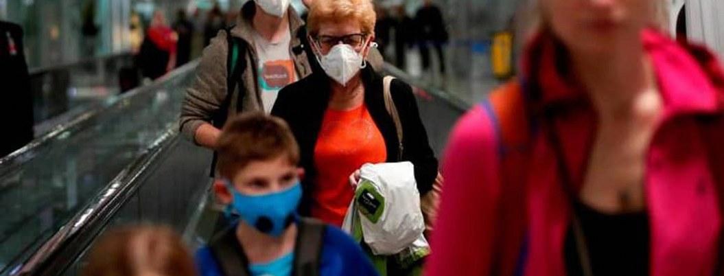 Los Ángeles en alerta sanitaria por nuevos 6 casos de coronavirus