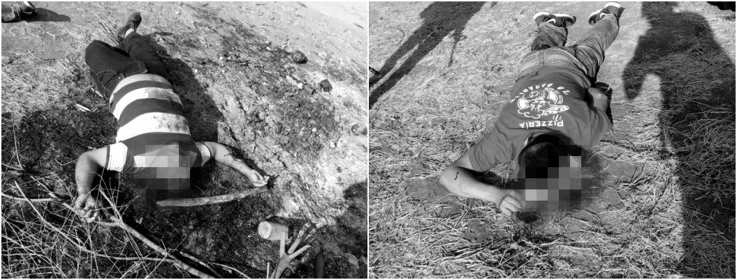 Asesinan a 2 hombres con tiro de gracia en el Coacoyul, Zihuatanejo