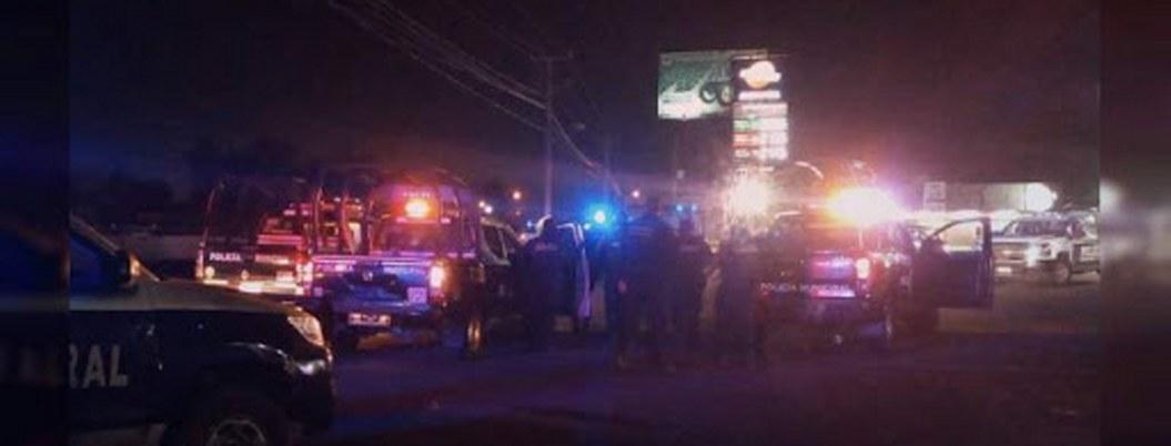 Comando armando ataca a policías en Celaya; hay un muerto