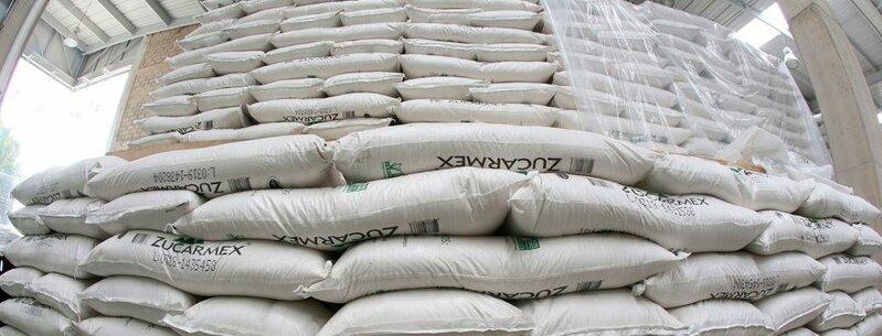 México aumentará importaciones de azúcar a Estados Unidos