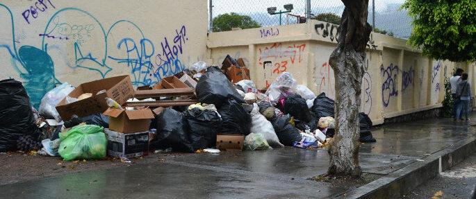 Chilpancingueños que tiren basura en vía pública serán detenidos
