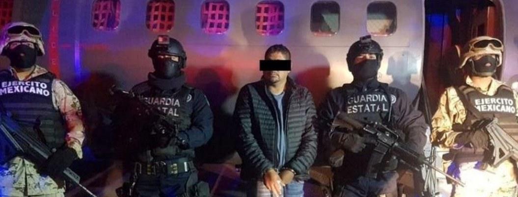 """Cae """"La Vieja"""", brazo derecho del Marro, líder Santa Rosa de Lima"""