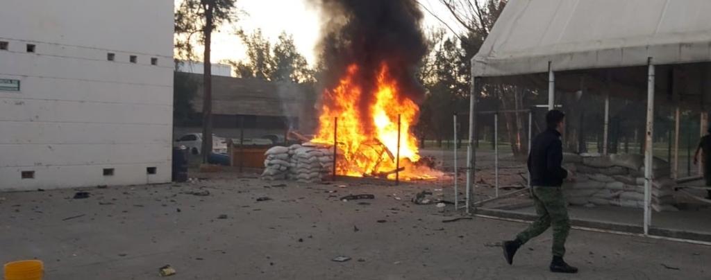 Califican como 'propaganda' el atentado contra GN en Celaya