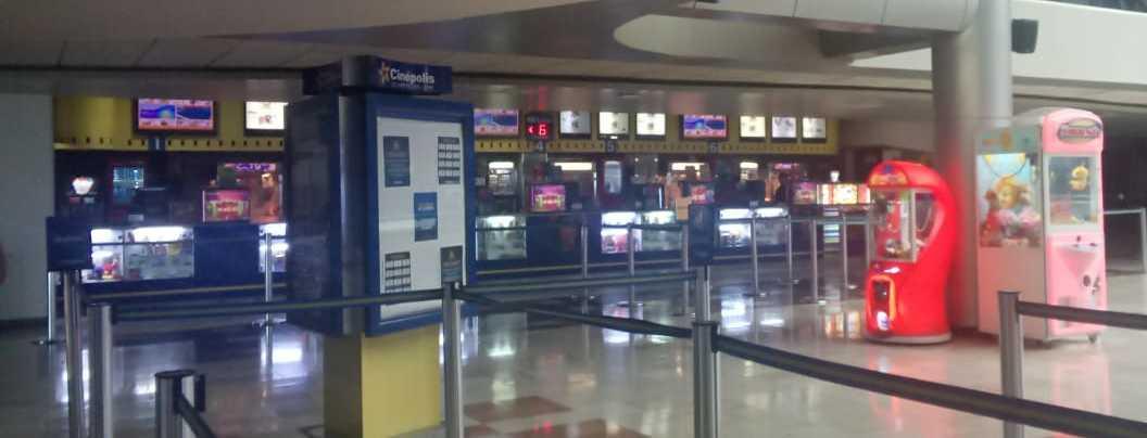 Cinepolis cierra temporalmente en Acapulco por Covid-19