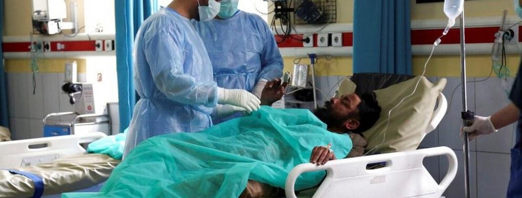 Afganistán liberará a 10 mil reos para evitar contagios de Covid-19