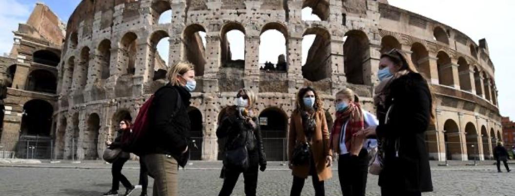 Italia tiene en cuarentena a un cuarto de su población