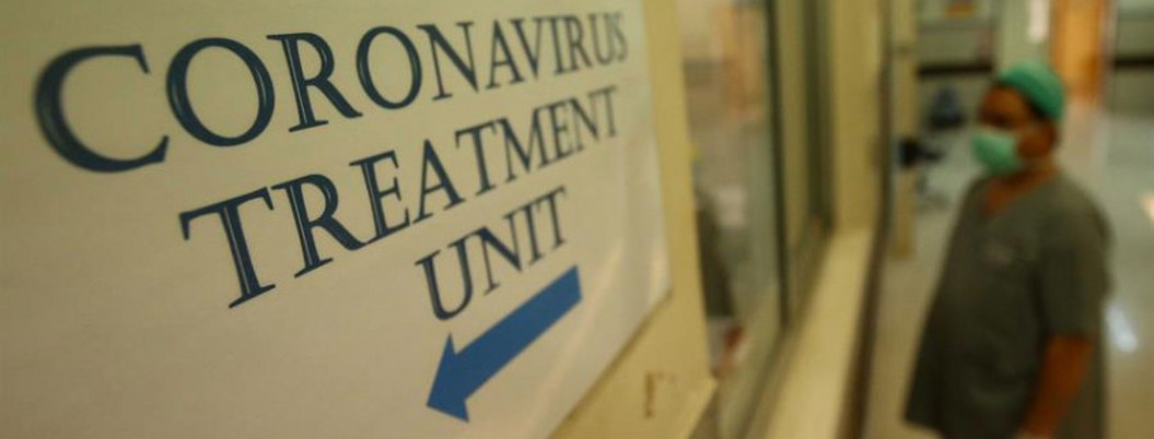 EU: reportan 2 sospechosos de coronavirus en Florida