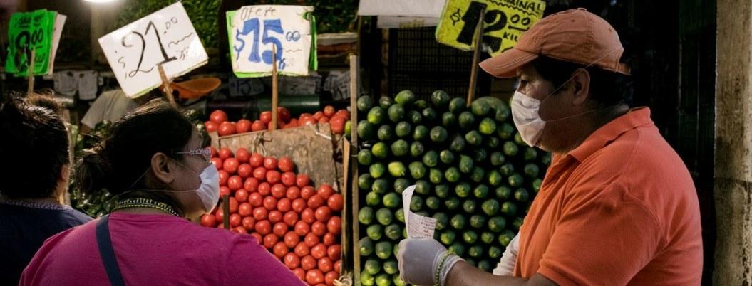 Agricultura Federal garantiza producción y abasto de alimentos