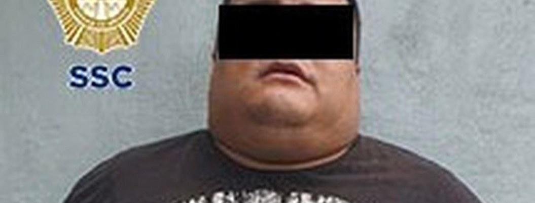 Cae el Gordo, líder de banda de robo a casas y narcomenudeo