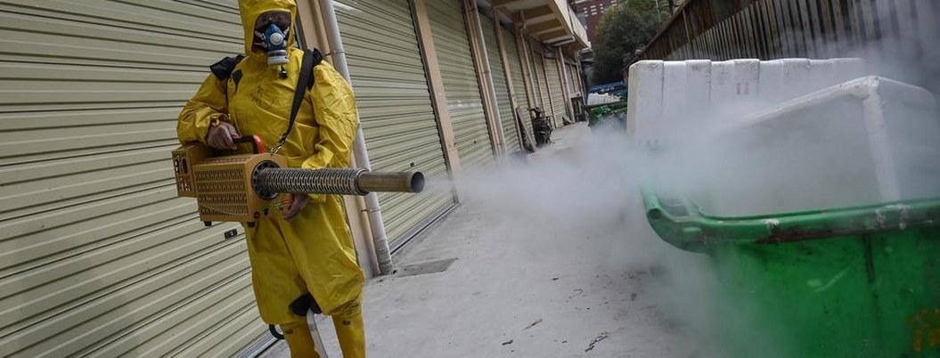 Empresas chinas reanudan actividad en Wuhan, cuna del coronavirus