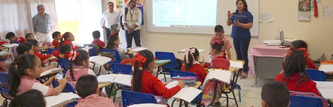 """Guerrrero: más de 11 mil escuelas inician """"cuarentena"""" por Covid-19"""