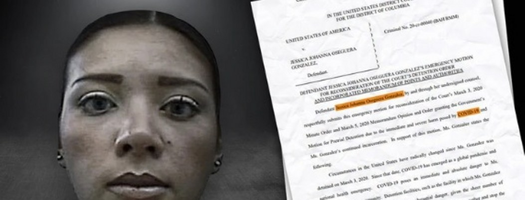 Hija del Mencho, pidió salir de la cárcel por miedo al coronavirus