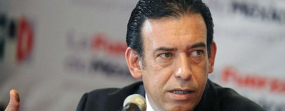 Humberto Moreira, ex gobernador de Coahuila, sufre infarto