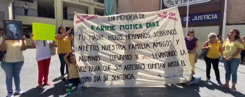 Feminicidas de Karime quedarían libres; familiares exigen justicia