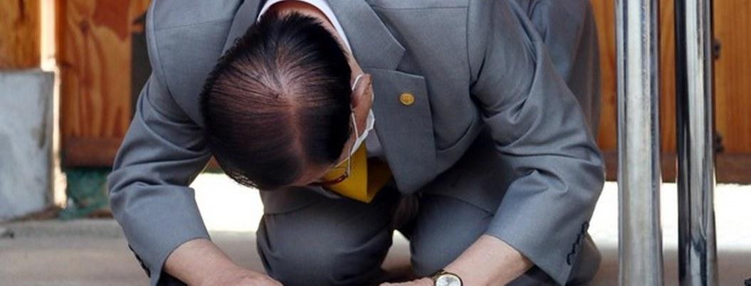 Líder de secta surcoreana pide perdón por expansión del coronavirus