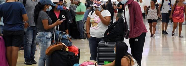Mexicanos varados por Covid-19 claman auxilio desde 30 países 1