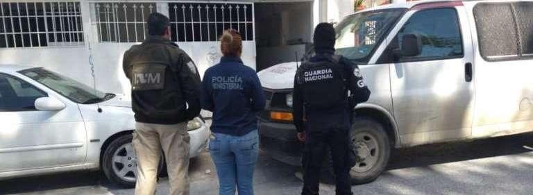 Rescatan a migrantes centroamericanos en Tamaulipas