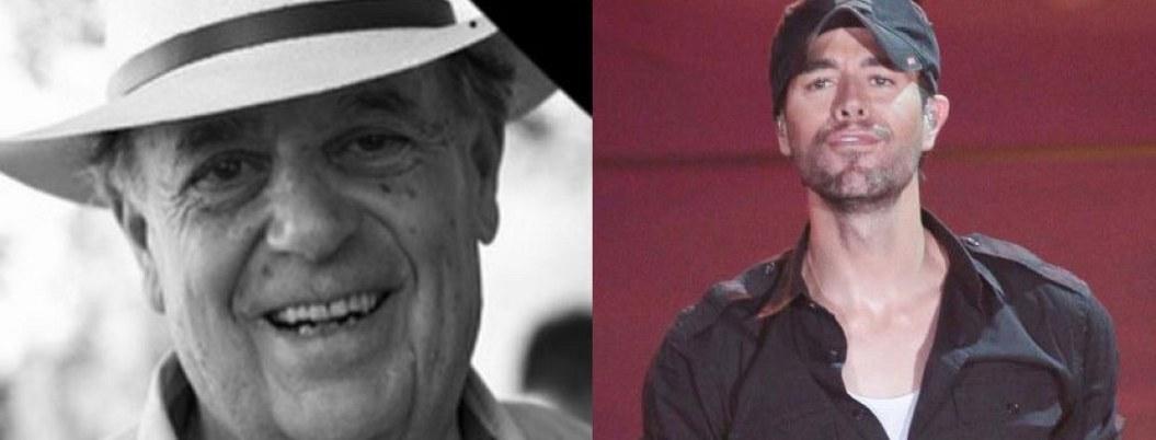 Muere padrastro de Enrique Iglesias, en España, por Covid-19