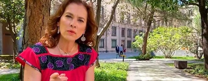 Müller llama a mexicanos en EU a 'unirse como familia' por Covid-19