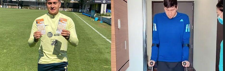 Nico Castillo supera trombosis con impactante cambio físico