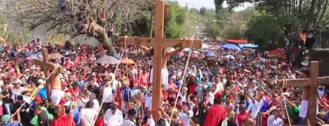 Cancelan viacrucis de Ocotepec, el más grande de Morelos