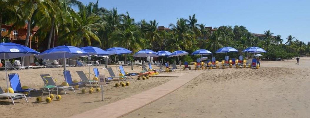 Covid-19 golpea a turismo de Guerrero; baja ocupación a 36%